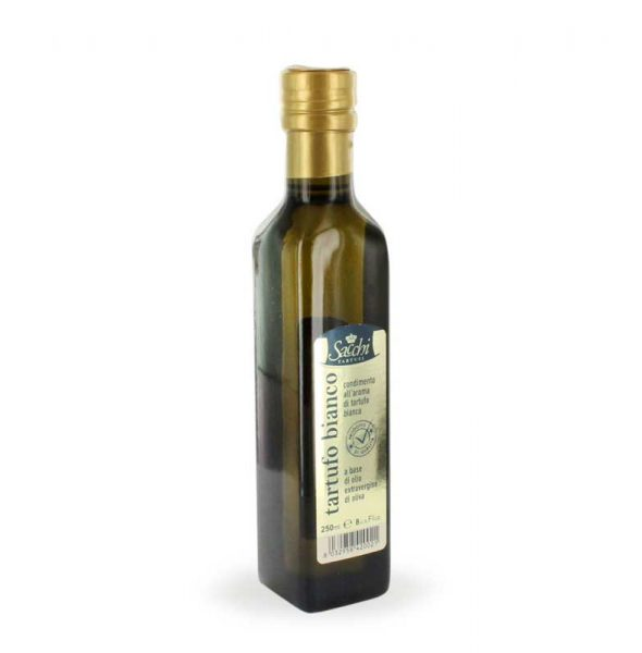 Extra Virgin Olive Oil with White Truffle Aroma 250 ml