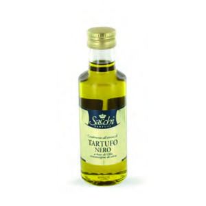 Extra Virgin Olive Oil with Black Truffle Aroma