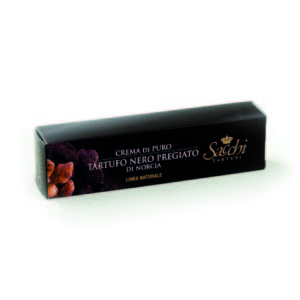 Black Winter Truffle Cream Tube