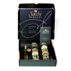 Truffle Gift Box set with Truffle Oil& Truffle Cream